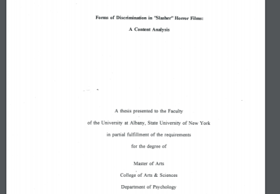 Masters thesis image